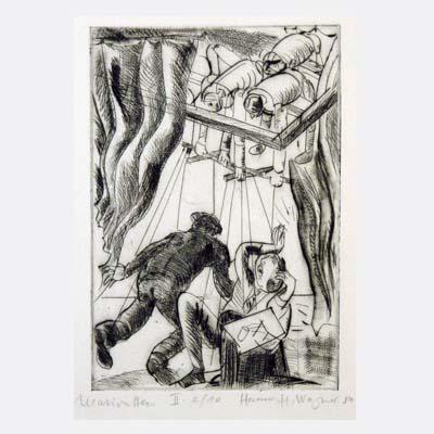 Hannes H. Wagner - Marionetten
