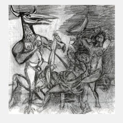 Hannes H. Wagner - Die Versuchung des Antonius